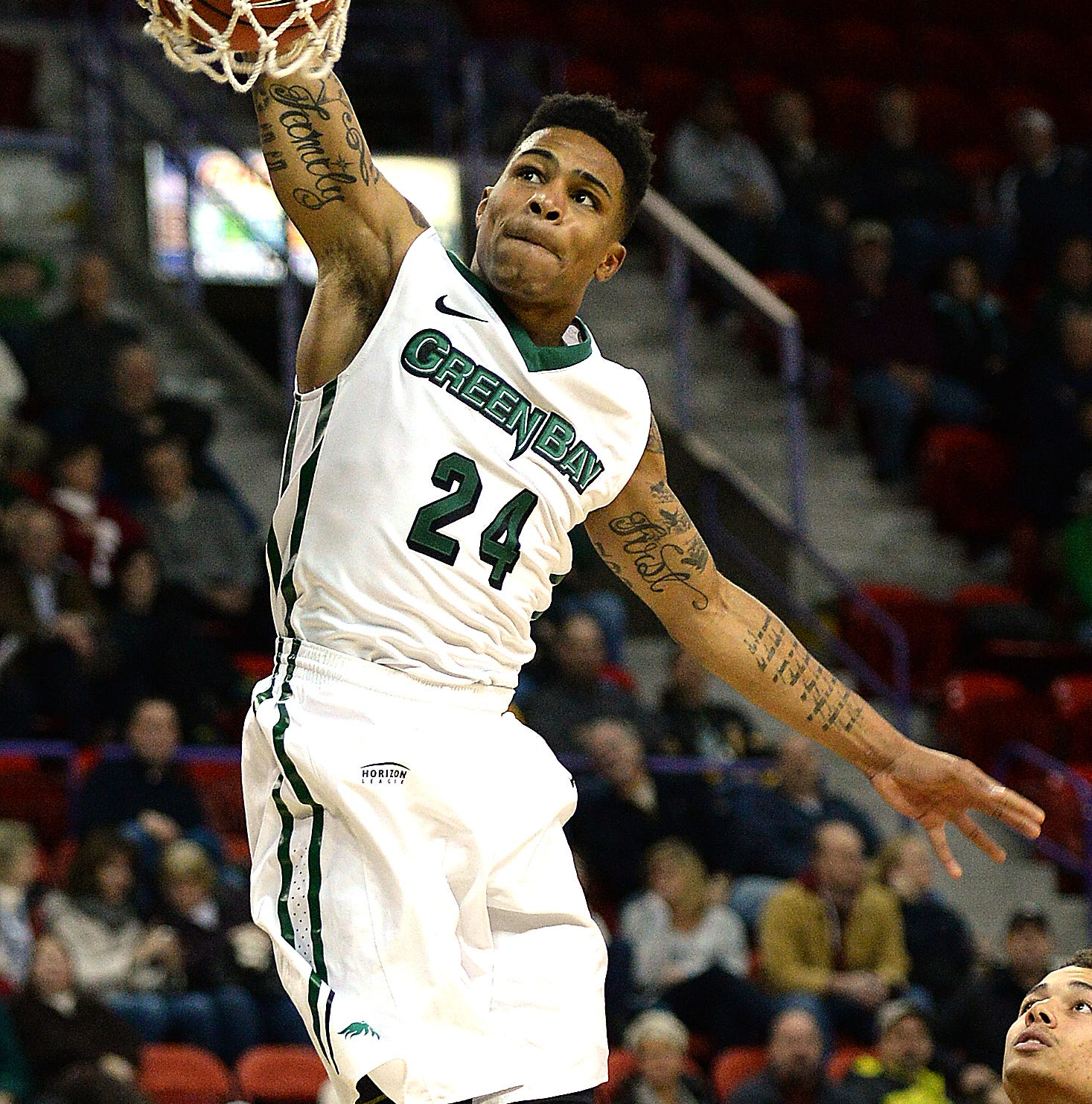 'Chi-Town' documentary on former UWGB basketball star Keifer Sykes is out on iTunes