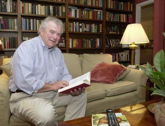 Former Greenville Mayor Bill Workman in June 2001.