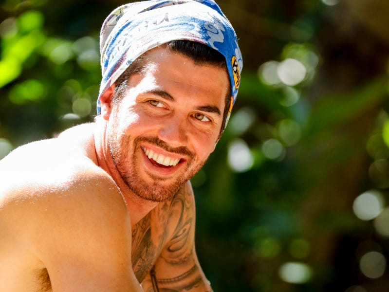 "Chris Underwood of Greenville is a contestant on CBS' ""Survivor: Edge of Extinction,"" which premieres Feb. 20."