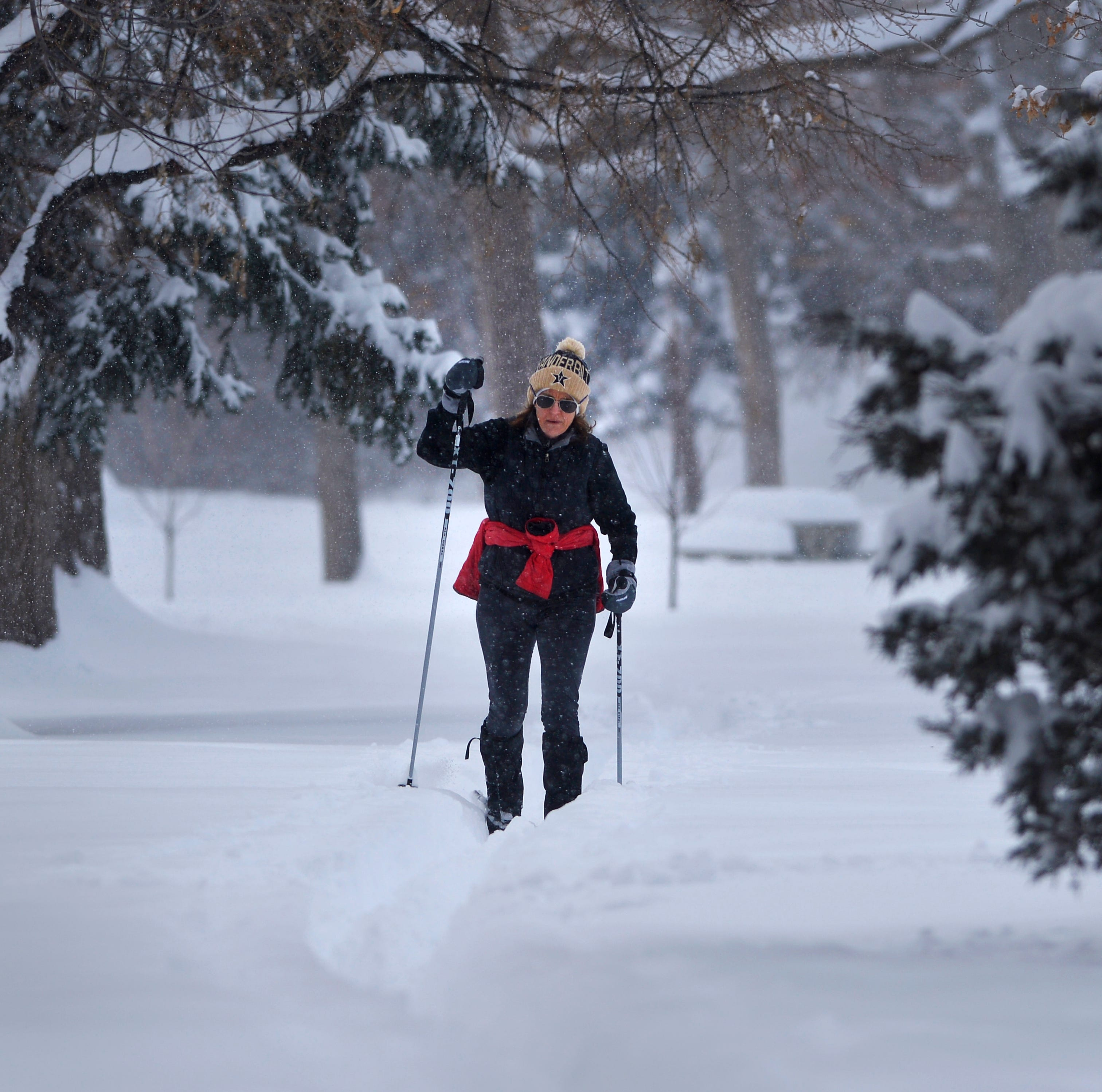 Great Falls chases records for cold and snow in February