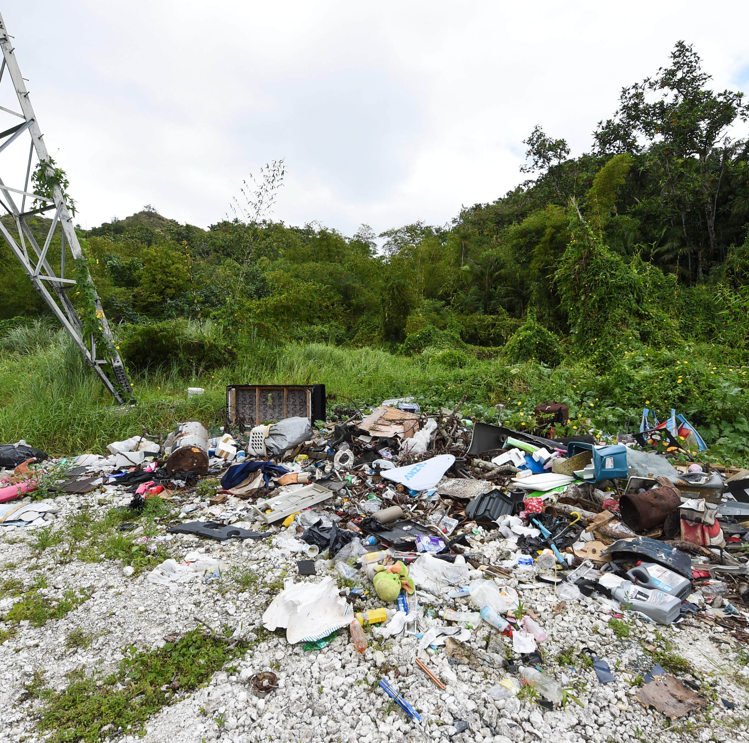 Voice of the People: Concerns over littering in Guam, malfunctioning street lights