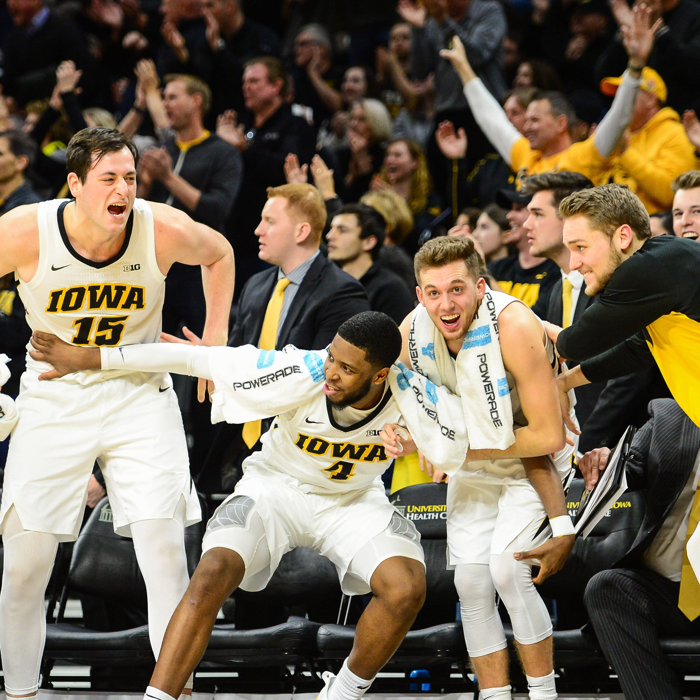 Leistikow: Late-game magic a new development for McCaffery, a new feeling for Hawkeye fans