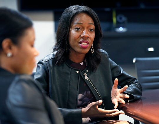"""""""There are a lot of companies that want to be inclusive or say they are, but the action isn't always there,"""" said Tatiana Holifield. """"The Pacers have really shown there is action."""""""