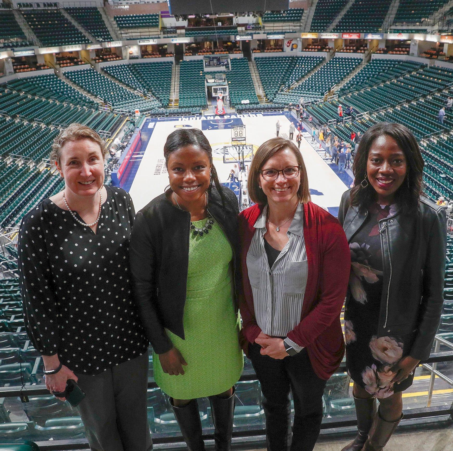 Pacers Sports & Entertainment WomenÕs Network's...
