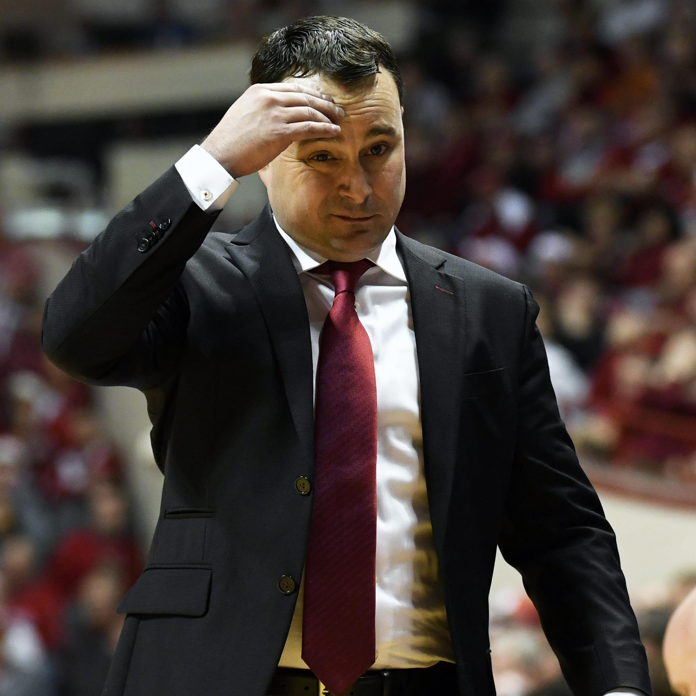 Doyel: Rivals headed in opposite directions, Purdue can push IU basketball off the ledge