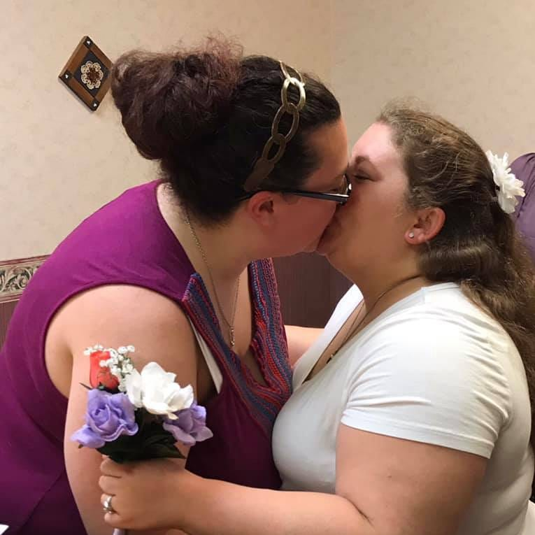 An Indiana tax service turned away a gay couple. Both sides claim discrimination.