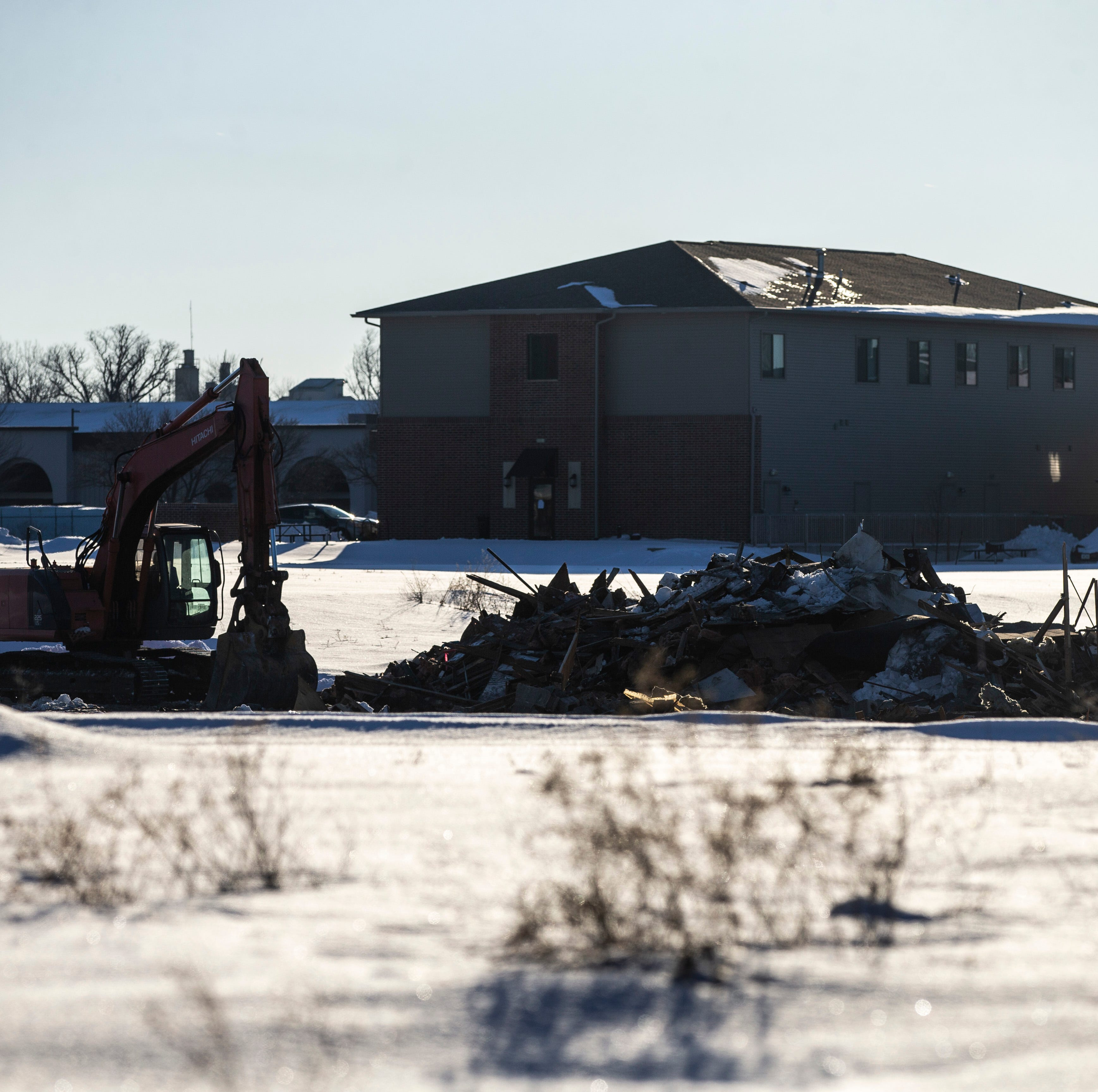 Demolition begins for JoCo Behavioral Health Access Center