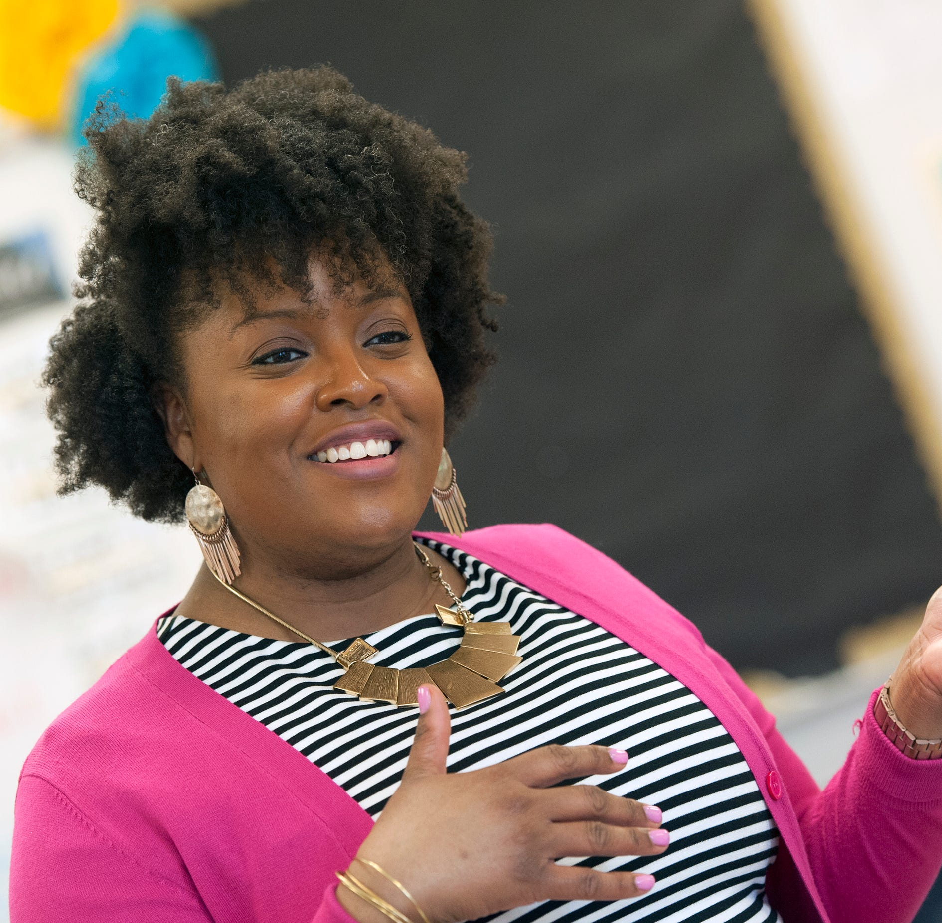 She teaches 4th grade at an 'F' school in a poor Mississippi town. Here's why she stays.