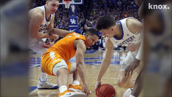 Tennessee basketball is not the No. 1 team in the country anymore.