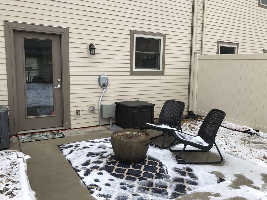 Modern living at its finest, this townhome settled in the Centennial neighborhood just north of of downtown features newer in home styles suitable for any taste.