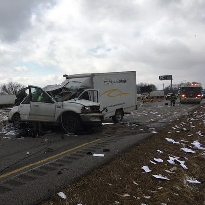 Stolen SUV involved in Monday's I-74 fatality