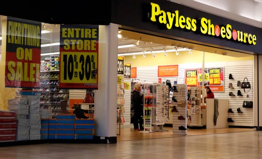 Payless ShoeSource announced that all its stores will close this year. The River Valley Mall location of the shoe retailer is the only Payless location left in Lancaster.
