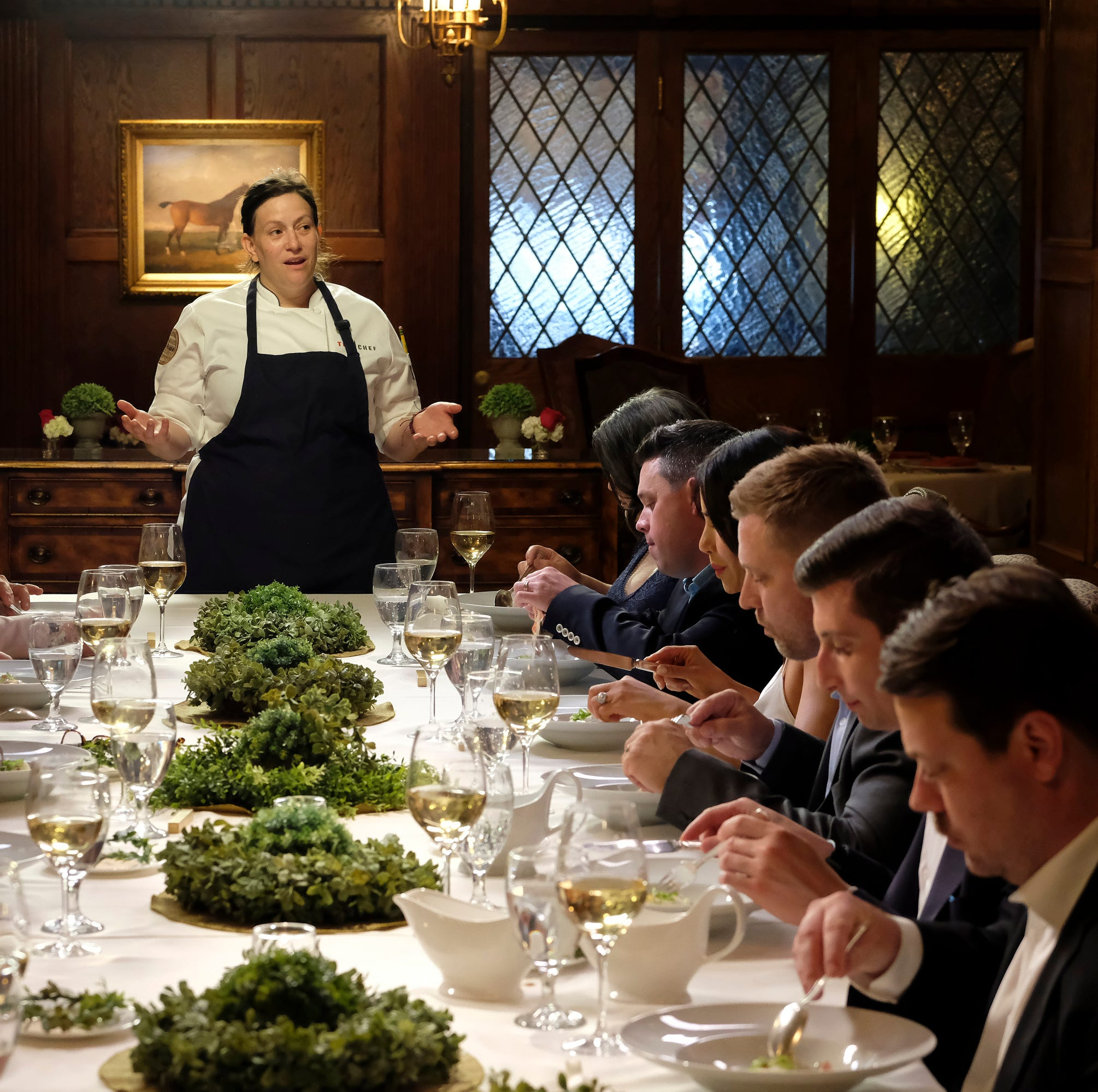 'Top Chef' recap: Contestants bid a fond farewell to Kentucky
