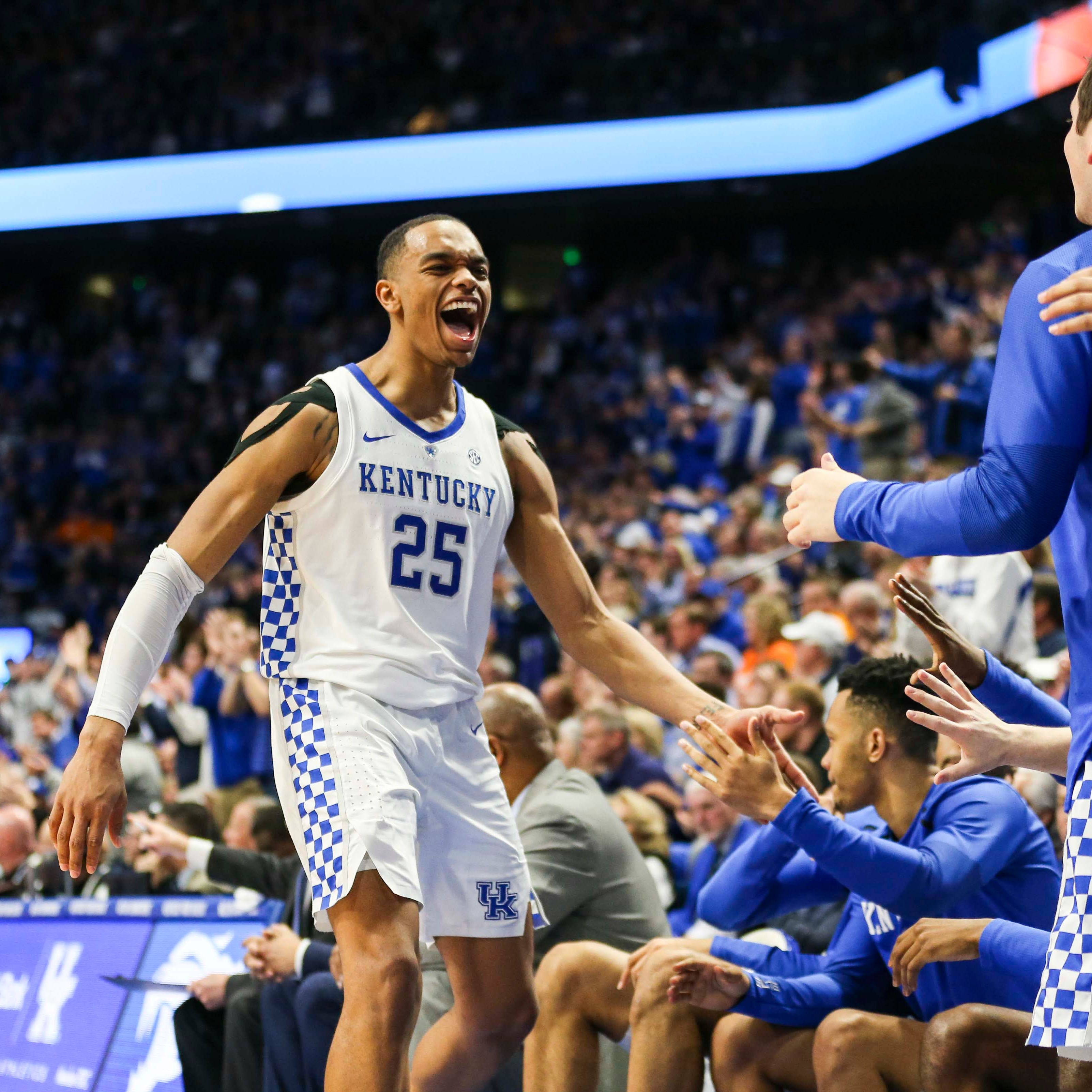 Kentucky scores No. 2 seed, will face Abilene Christian in NCAA Tournament