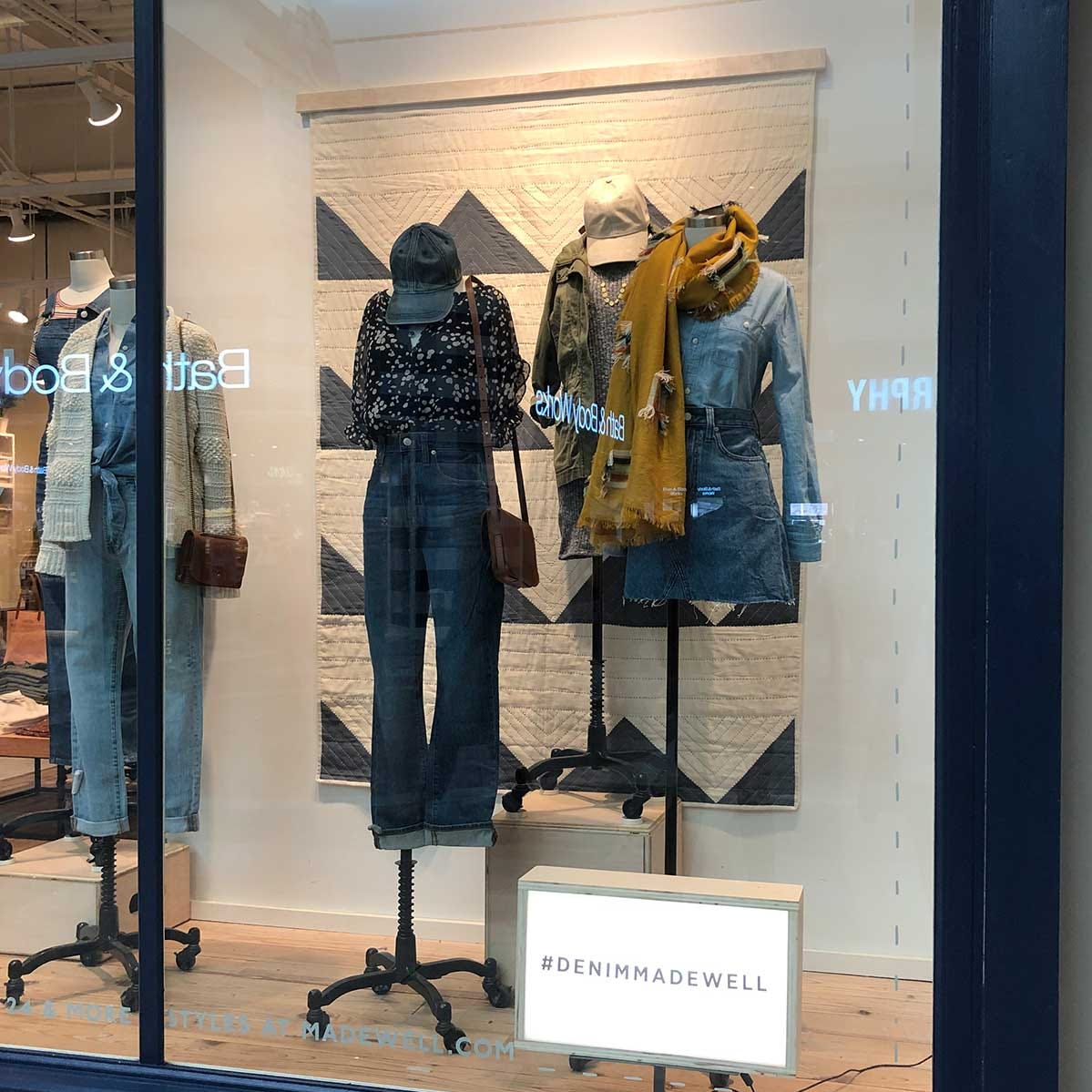Louisville textile business featured in Madewell boutiques across the US