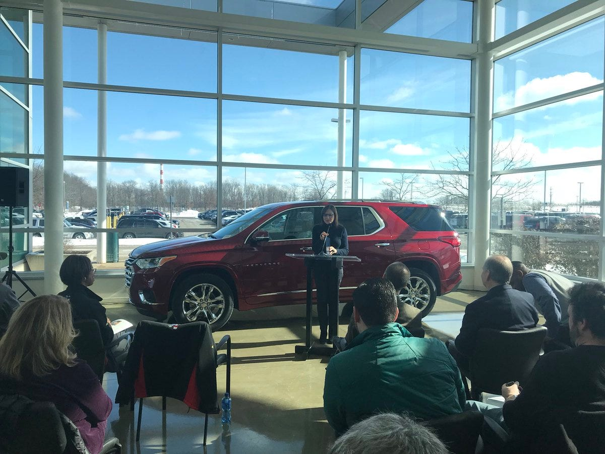 GM announces it'll invest $36 million in Lansing plant