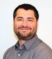 Dr. Mark Heimermann, assistant professor of English