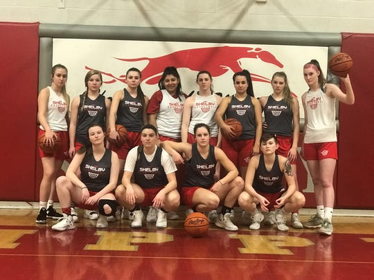 The Shelby Lady Whippets finished the regular season with a 20-2 record and have high expectations heading into the Division II district tournament.