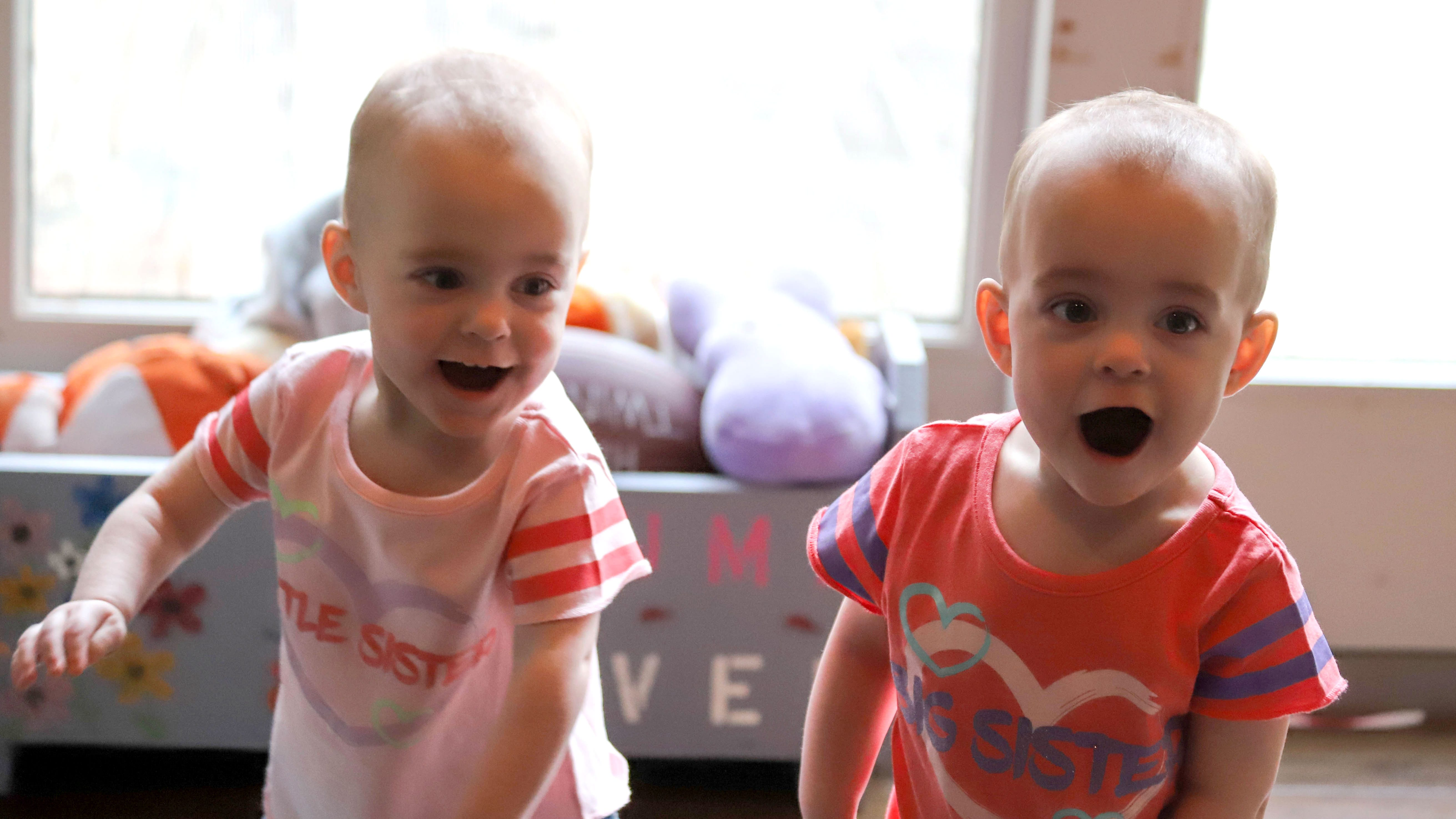 'It takes a village': Board of DD helped local twins grow