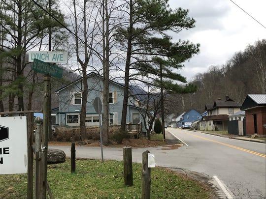 Bernie Bickerstaff Boulevard intersects with Lynch Avenue in the rural Kentucky coal mining community where Bernie Bickerstaff was raised.