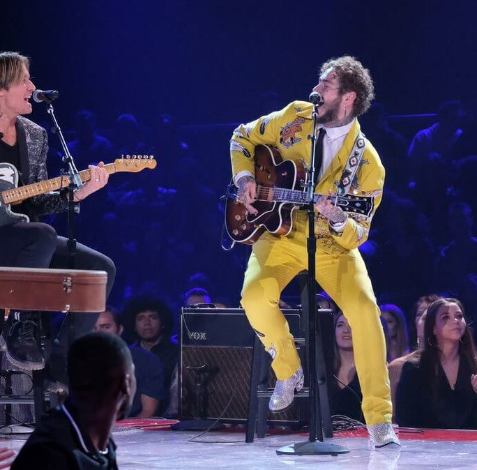 Post Malone, J.Lo, Blake Shelton: The Elvis '68 Comeback comeback
