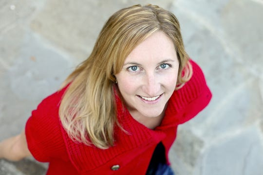 """""""Ninja Camp"""" author Sue Fliess."""