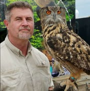 Grant L. Kemmerer III is director of Wild World of Animals, a Pennsylvania-based wildlife education organization participating in the Milwaukee Journal Sports Show for the first time.
