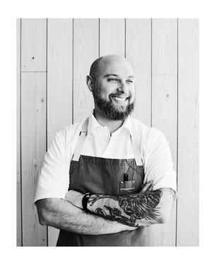 Jorge Guzman is one of the chefs taking part in the collaborative dinner series at EsterEv restaurant that starts in March. Guzman, who found national recognition for his work in Minneapolis, in 2018 became the chef at La Crosse Distilling Co. He'll be in Milwaukee on April 9.