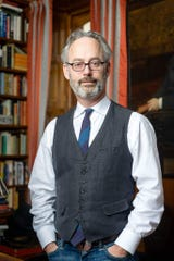 "Amor Towles, author of ""A Gentleman in Moscow,"" will visit Milwaukee on April 3 to help Boswell Books celebrate its 10th anniversary."