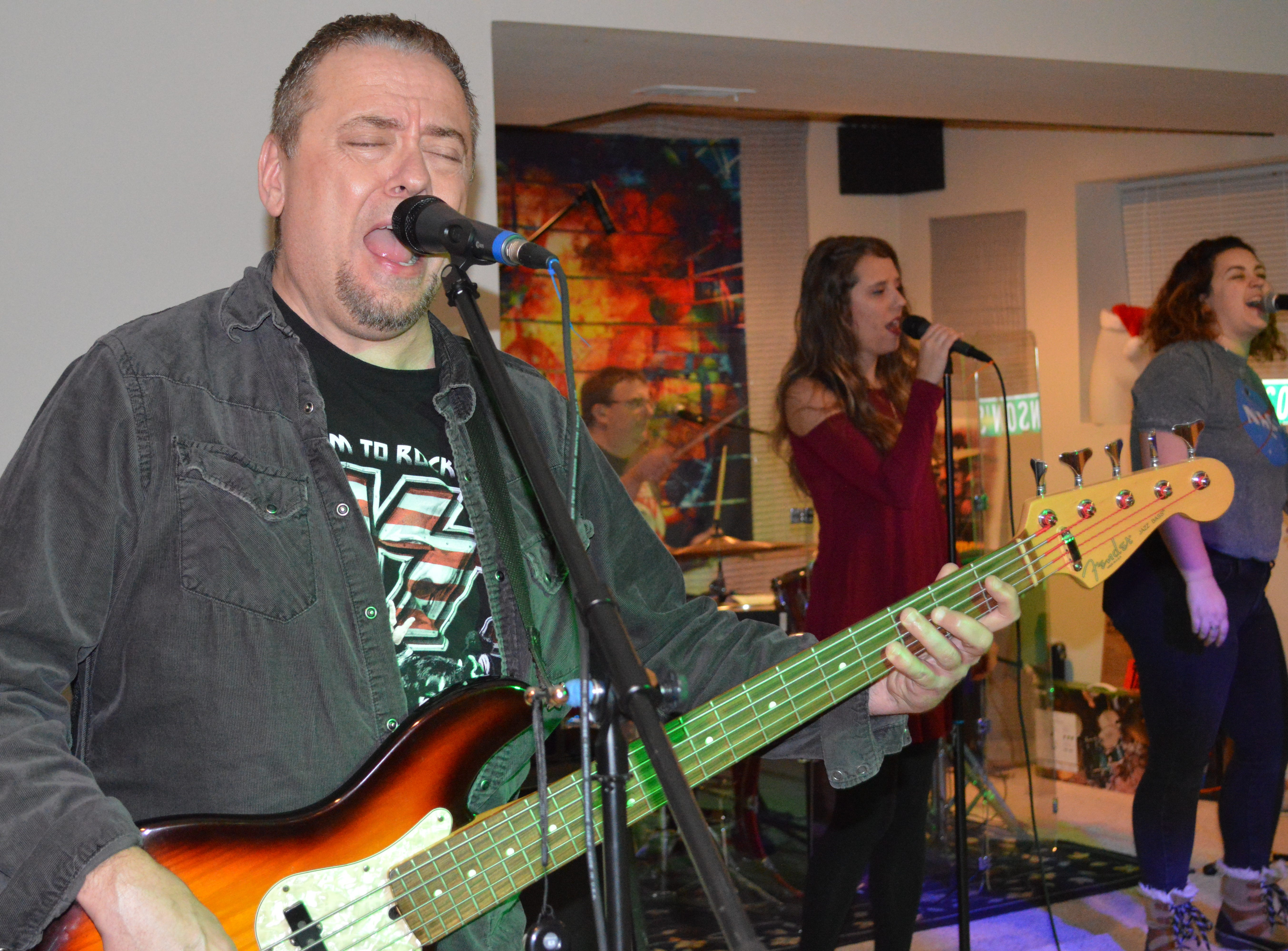 To keep live music alive, there needed to be a band catered to the21 to 31-year-olds going out to the bars, said Jeff Jost, bass player and manager of Smart Mouth.