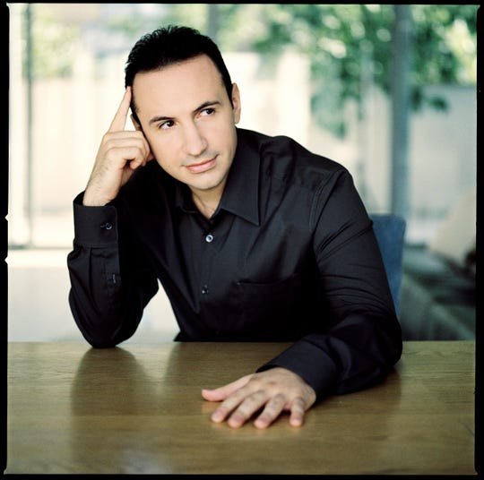 Pianist Simon Trpčeski performs Feb. 24 with the Milwaukee Symphony.