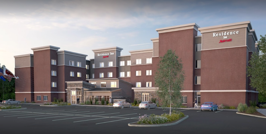 A new Residence Inn by Marriott, or another similar limited service hotel, could be coming to Franklin.