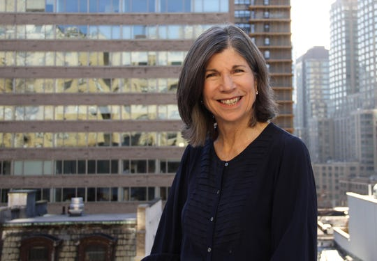 Popular writer Anna Quindlen will speak April 30 at the Wilson Center in Brookfield. Her new book is about grandparenting.