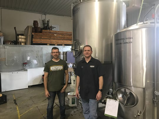Chad Ostram took over at Brewfinity, then-called Sweet Mullets, in January 2016. Zunke came on board about a year and a half ago.