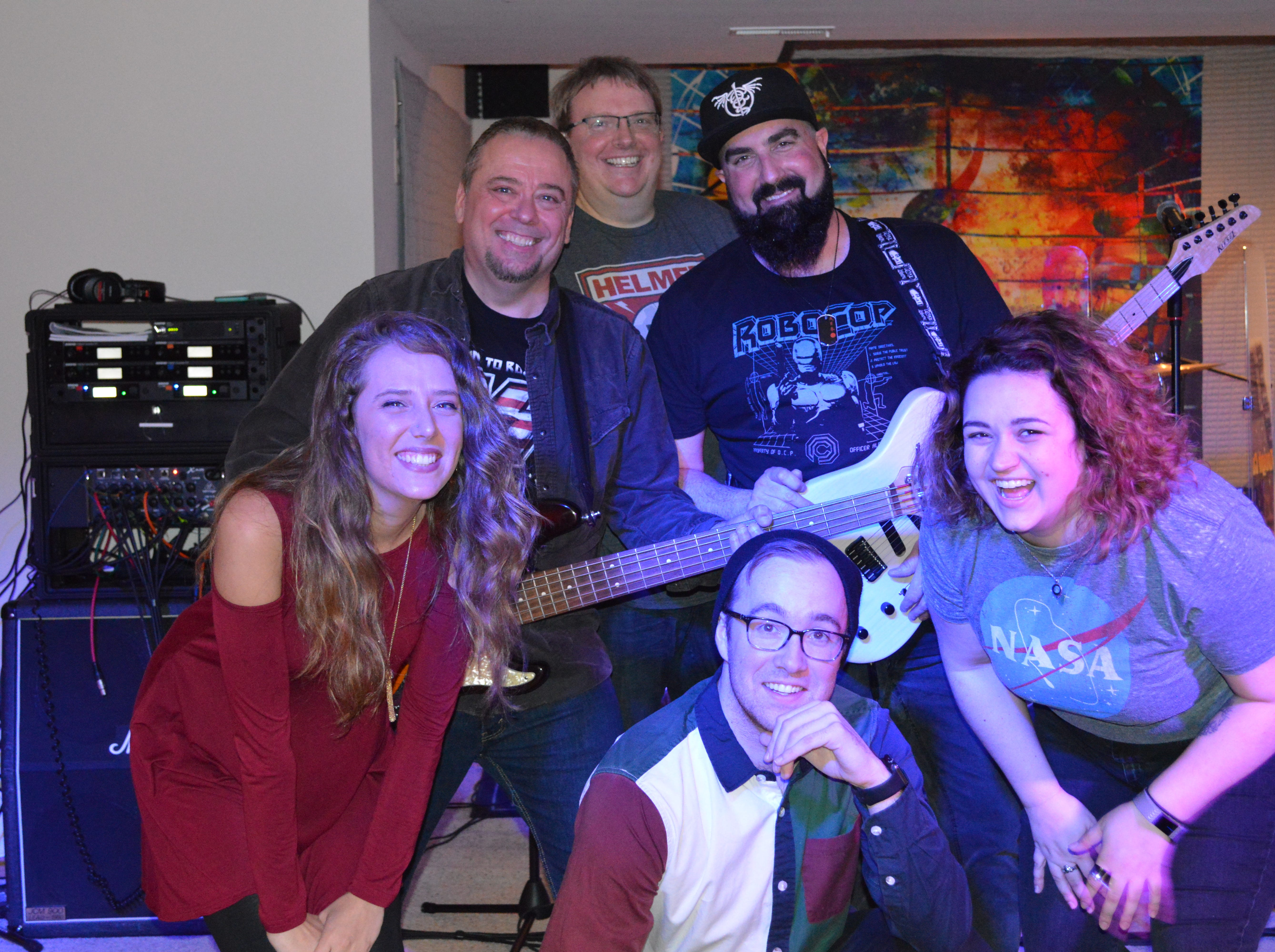 Smart Mouth is a new southeastern Wisconsin cover band that is solely playing hits from the 2000s.
