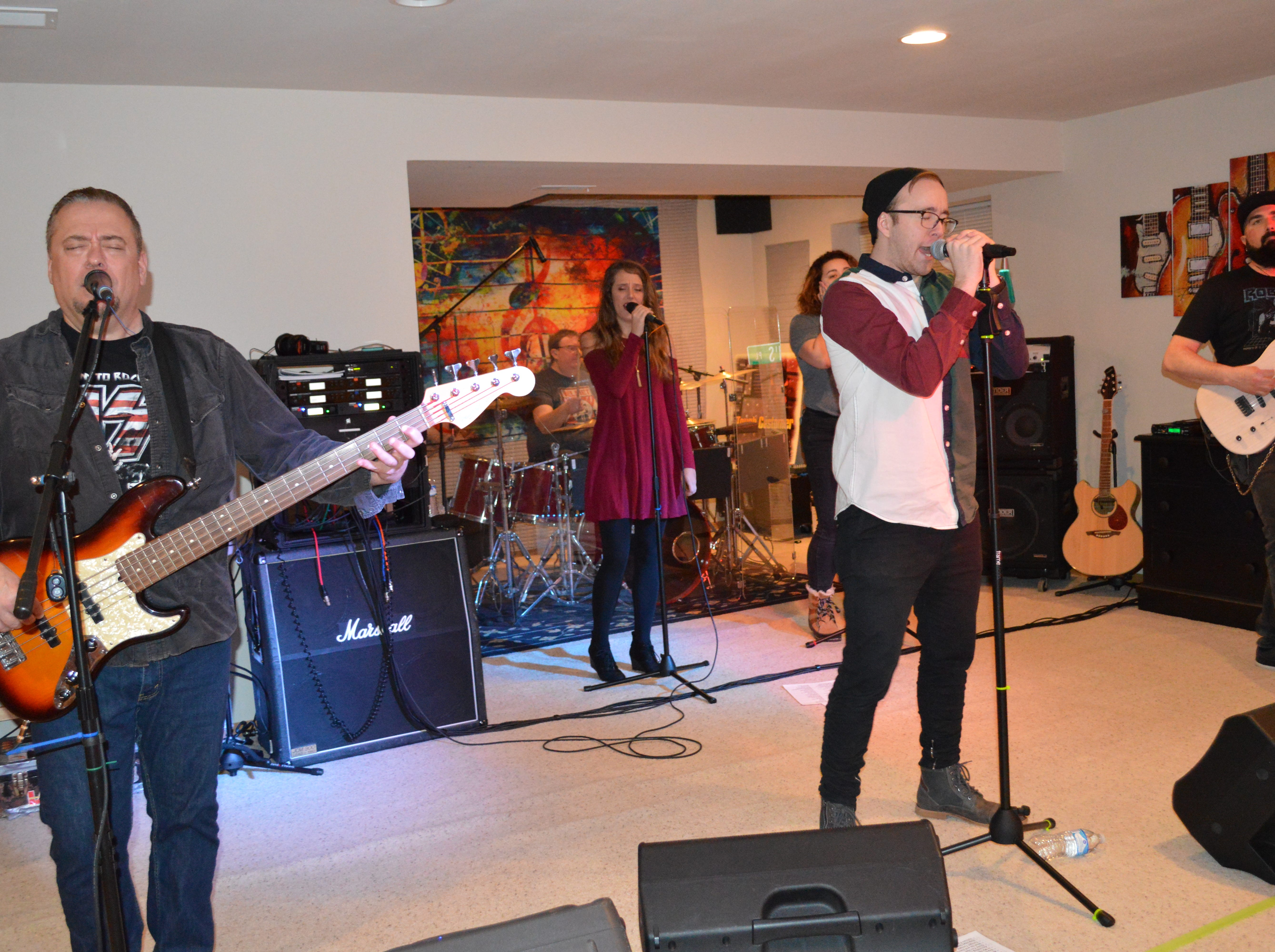 Smart Mouth, a new southeastern Wisconsin cover band catered to millennials, is performing at Kelly's Bleachers Big Bend at 9 p.m. Feb. 21.