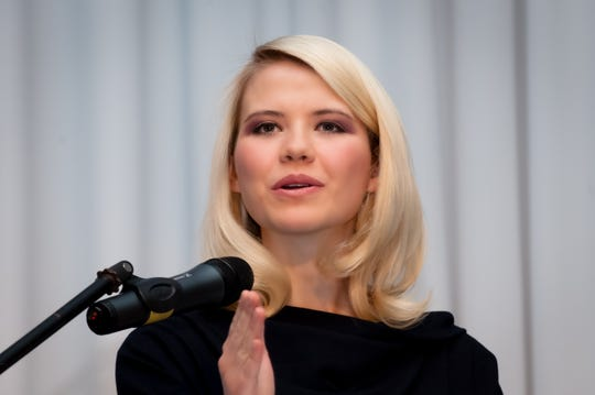 hild safety advocate Elizabeth Smart will share her story in Port Huron Feb. 10.