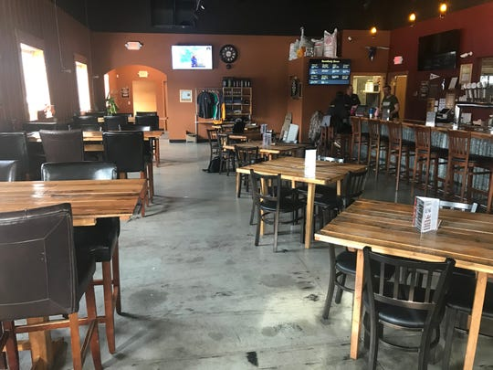Brewfinity's tap room on Oconomowoc's west side is a lively place for hanging out, trivia and even yoga on Saturdays.
