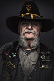 "Eugene ""Terry"" Therrien enlisted in the Army in Milwaukee and served in Vietnam 1966-'67 with the 1st Cavalry Division. Therrien lives in Sturgeon Bay and turns 72 on Sunday, the day he leaves the U.S. to return to Vietnam for the first time."