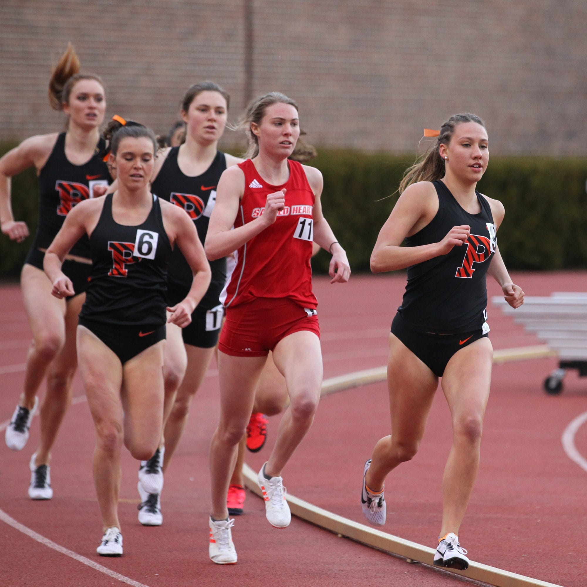 Sunshine and success: Sierra Castaneda achieving personal bests at Princeton