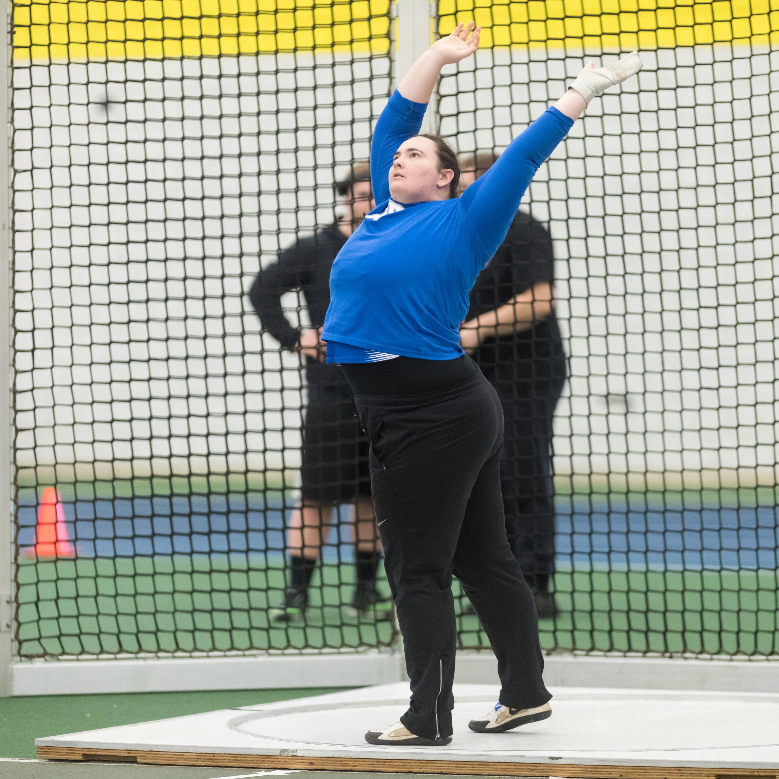 20 Questions with Wellesley thrower Helen Andersen of Madison