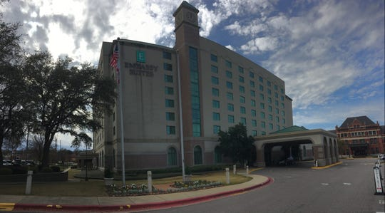 The Embassy Suites by Hilton Montgomery Hotel & Conference Center was open long before the recent downtown hotel boom.