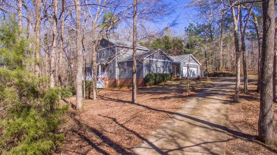 One home on Buck Ridge Drive in Deer Park Estates is for sale for $285,000 and provides three bedrooms and three bathrooms within about 2,600 square feet of living space.