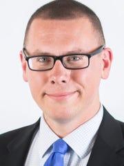 The Star Press Executive Editor Greg Fallon