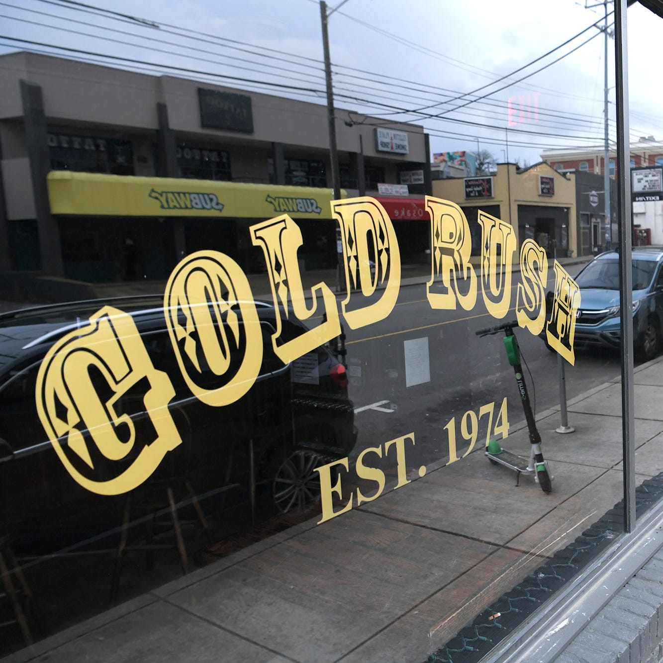 After 44 years, Gold Rush on Elliston Place has closed