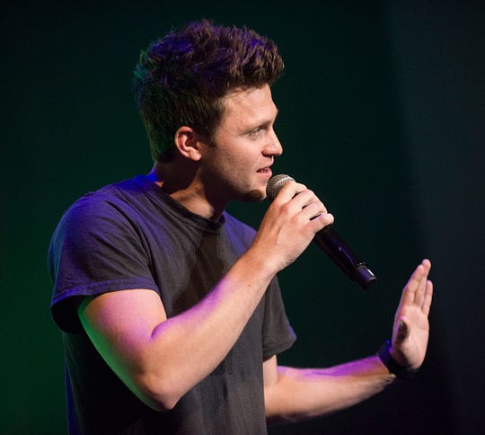 Comedian Jon Rudnitsky will perform stand-up this weekend at Off the Hook Comedy Club in North Naples.
