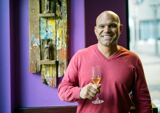 Managing Partner Rocco Mangel is the man behind Rocco's Tacos & Tequila Bar, opening its ninth location Feb. 27, 2019, at Mercato in North Naples.
