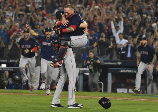 The World Series champion Boston Red Sox are loaded and the favorite again in the AL.