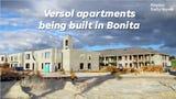 Luxury apartments are under construction near U.S. 41 and Bonita Beach Road in Bonita Springs.