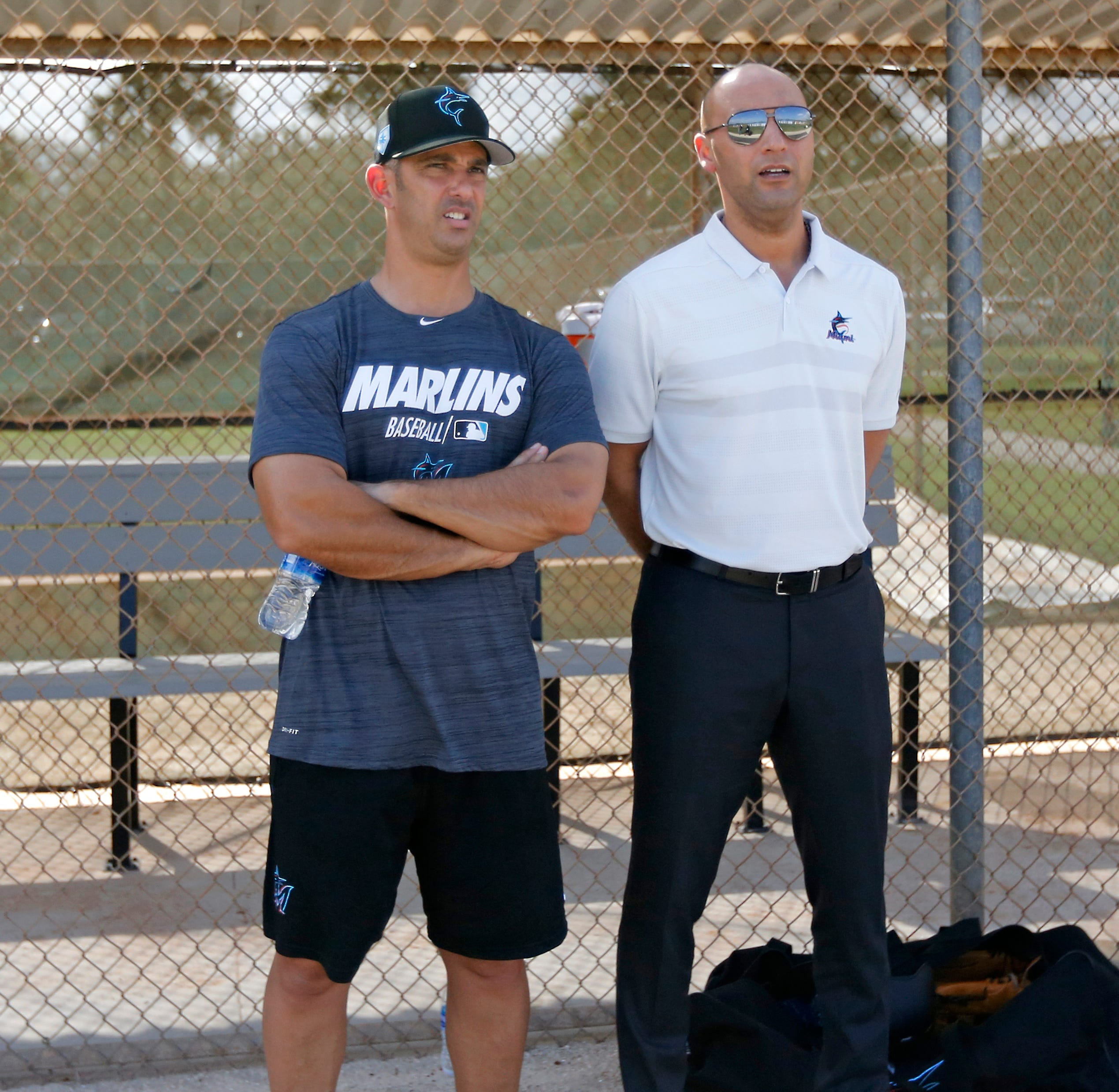 New York Yankees great Jorge Posada on joining Marlins: 'Perfect timing'